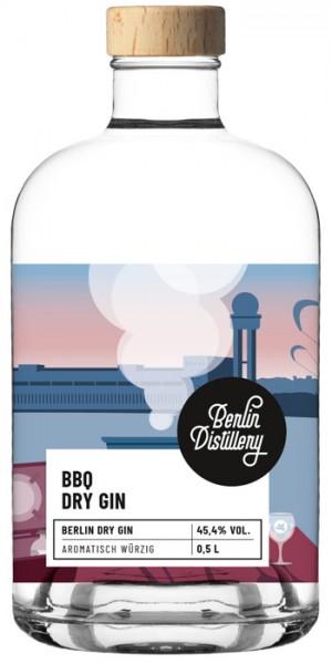 Berlin Distillery BBQ Dry Gin Mini