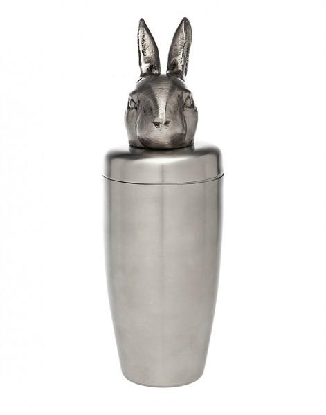 Godinger Rabbit Head Cocktailshaker