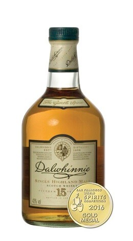 Dalwhinnie 15 Year Old Highland Single Malt Whisky